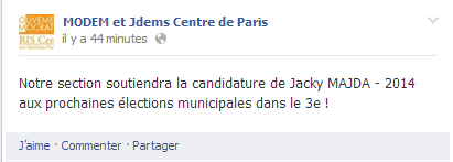 jdems centre de Paris