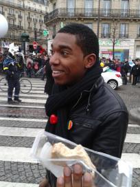 Andrew Ghocane - Etudiant - Conseiller national de l'UDI