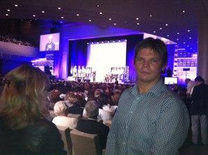 Au congrès fondateur de l'UDI