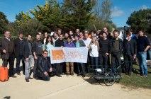 Avec les jeunes du MoDem Paris