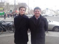 Gustave Tollgerdt rejoint Paris Libéré