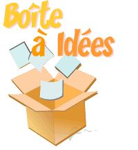 Boite à idées
