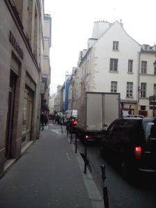 Campagne Anti Bruit rue du Temple