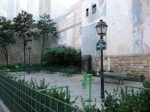 Place renée Vivien