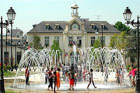 Hôtel de ville de DRANCY